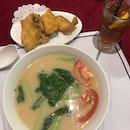 Fried Fish Soup ($12.90)