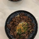 Truffle Beef Bowl ($14.90)
