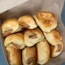 Luncheon Meat Bread
