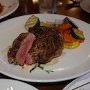 Rib Eye Steak ($60++) .