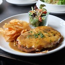 Roast Beef & French Onion Melt (RM33)  Heavenly comfort food.