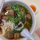 Thaksin Beef Noodle (Clementi)