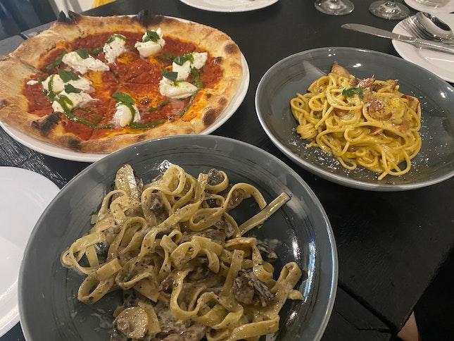 Quality Italian Dishes