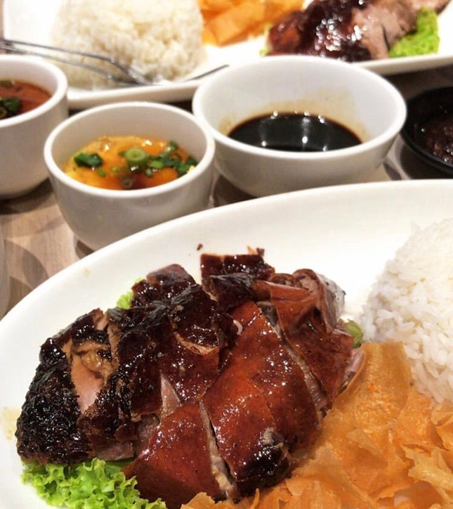 favourite roasted duck place