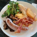 All America Breakfast (S$23)