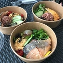 Fantastic Salmon Bowls