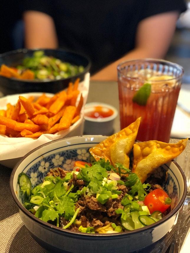 Beef Ramen Lunch Set