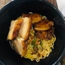 Wanton Noodle Fusion Style