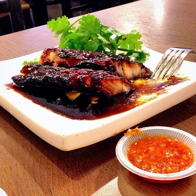 Honey Glazed BBQ Pork aka Char Siew @ U-Village Sungei Wang Plaza
