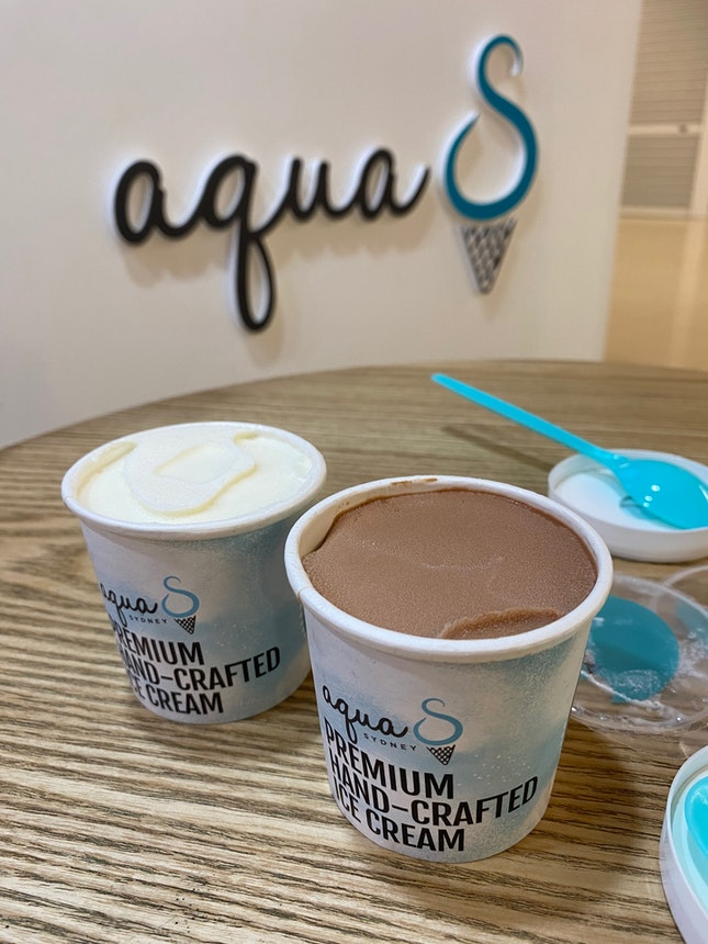 Mini Ice cream tubs
