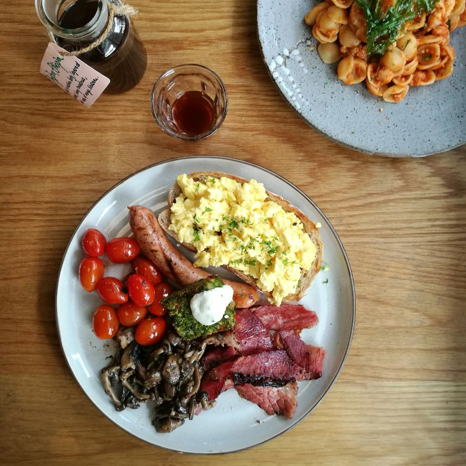Perfect Full Breakfast