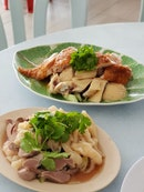 Kee Kee Bentong Chicken Rice (Restoran Yat Yeh Hing)