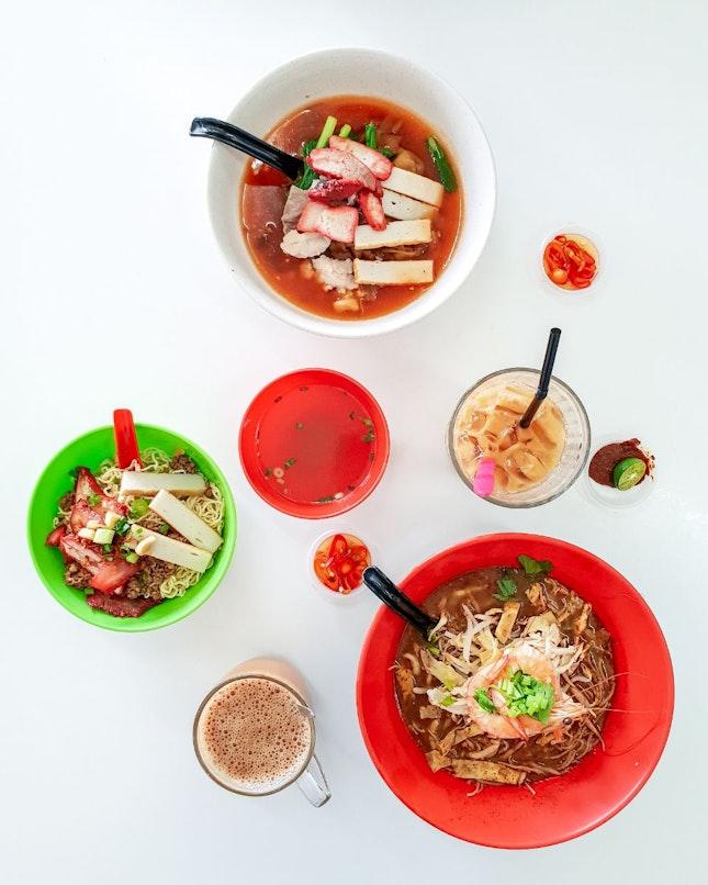 Sarawak Noodle