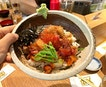 Bara Chirashi ($14.95) - Finally get to try the famous teppei.