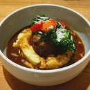 Slow-Cooked Beef Cheeks with Truffle Mash ($18)