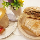 Black Pepper Beef Ciabatte ($5.90)