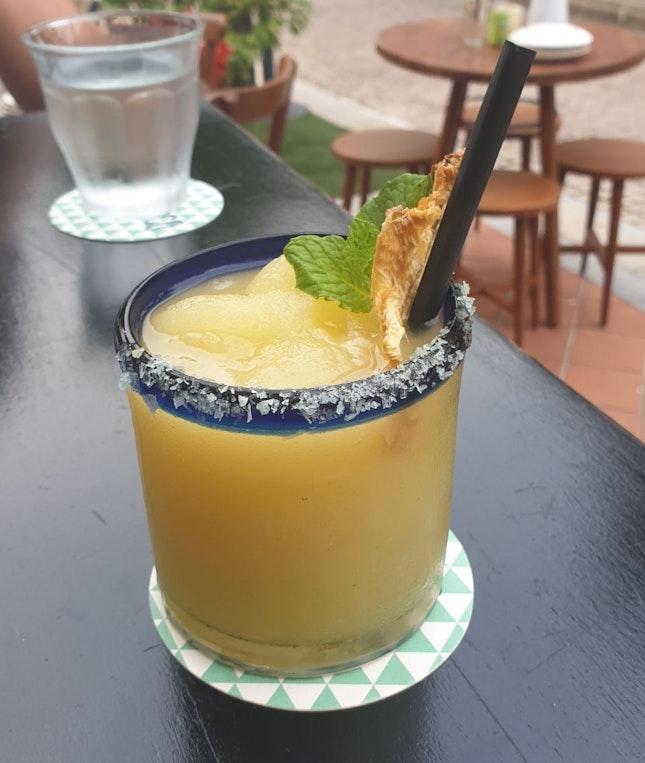 Piña Calamansi Frozen Margarita