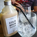 Cold White Brew ($7)