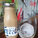 White Cold Brew ($7)