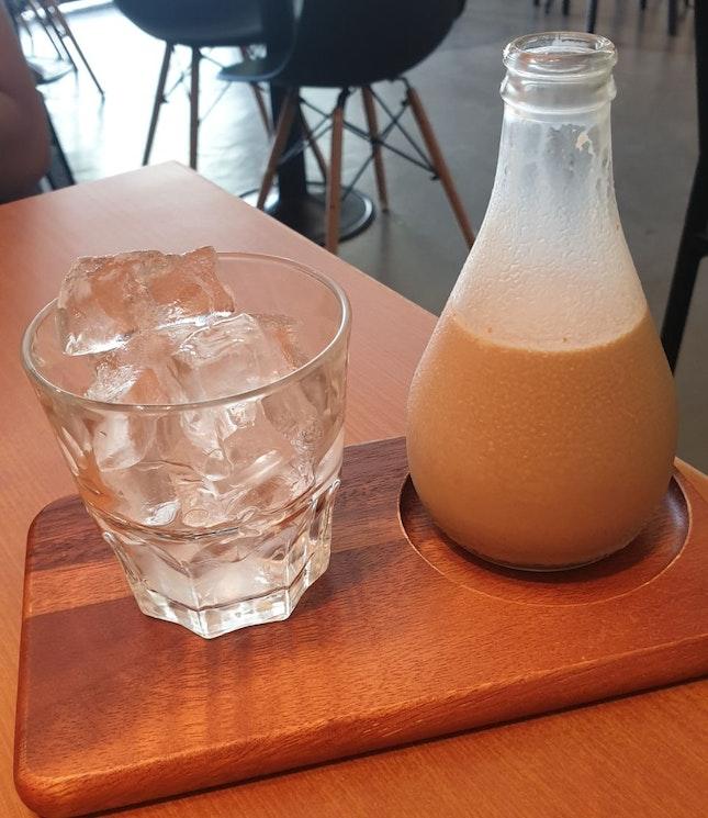 White Cold Brew ($7)