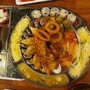 King of Korean Snack Platter