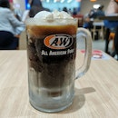 Best Root Beer Float Ever ($3.50)
