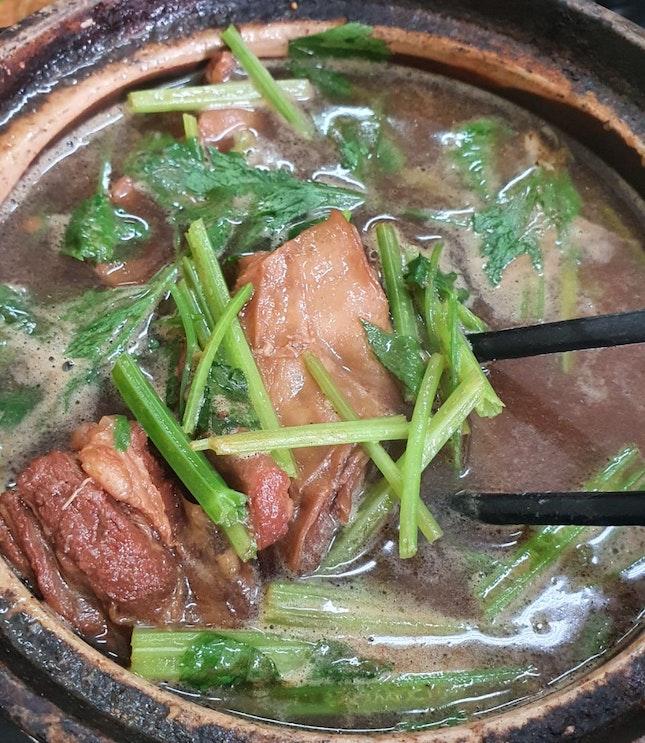 Okay Herbal Mutton Soup