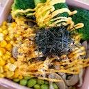 So-so Aburi Bowl ($8.50)