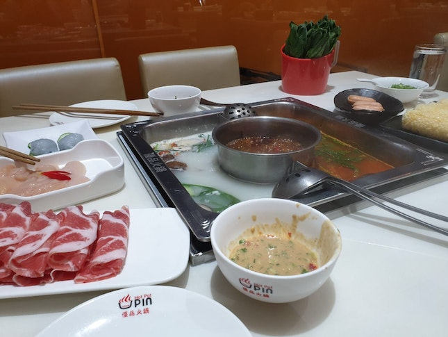 Good And Affordable Hot Pot