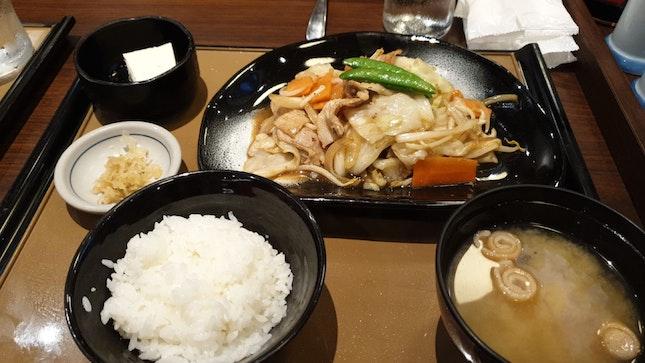 Yasai Itame ($12.90)