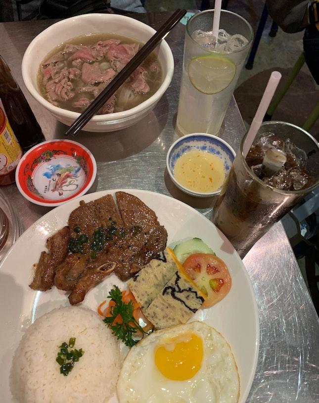 Vietnamese Cuisine Place