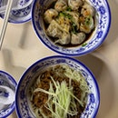Minced Meat Noodles & Spicy Dumplings