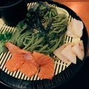 Kazoku @ 🐷 ✈  #vscocam #vsco #vscosg #vscofood #instasg #instafood #foodstagram #foodgasm #sgfood #burpple #whati8today #sgsushi #salmon #sashimi #japanesefood #sgfoodies  #foodporn #sgcafe #cafehoppingsg #onthetable #singaporeinsiders