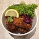 🐰 Chicken Karaage (S$8.50++).