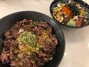 Truffle Beef And Chirashi