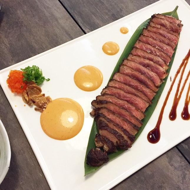 200g Grilled Sirloin Steak