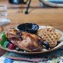 Chicken & Waffle ($20.90)