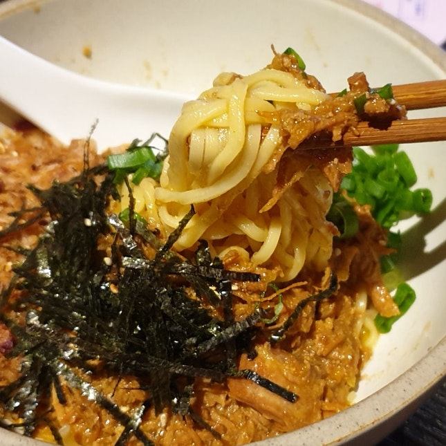 Very Delish Braised Pork Noodles