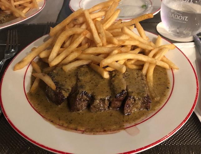 Entrecôte Steak