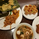 Otah, Kueh Pie Tee, Prawn Mee And Char Kway Teow