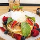 Mochi Pancake