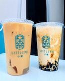 Lapsang Souchong Milk Tea ($4.90)