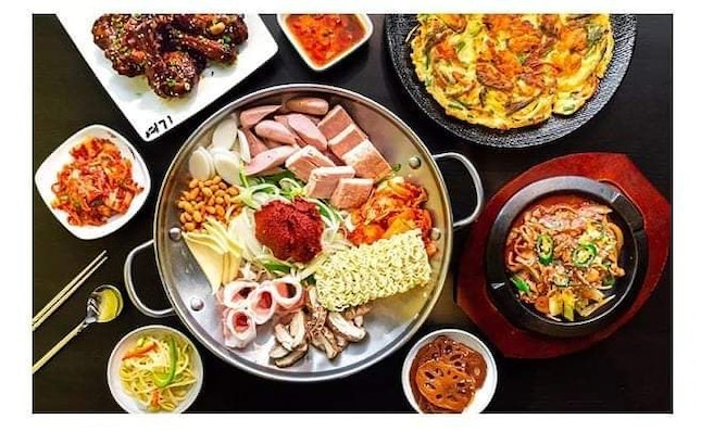 Authentic Delicious Homely Korean Food