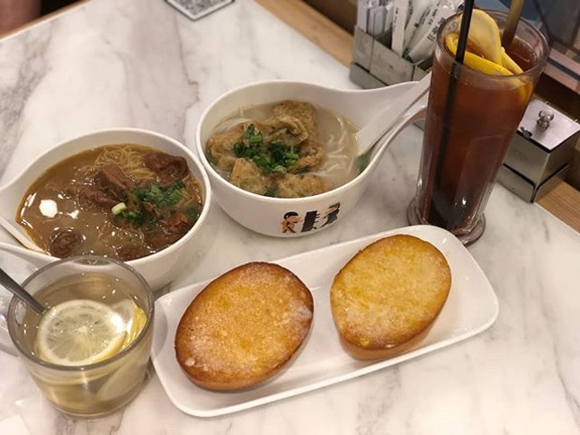 Hong Kong Cha Chan Tengs are a somewhat staple of Singapore's dining scene.