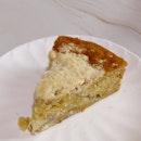 Yuzu Pear Crumble Cake ($5.50)