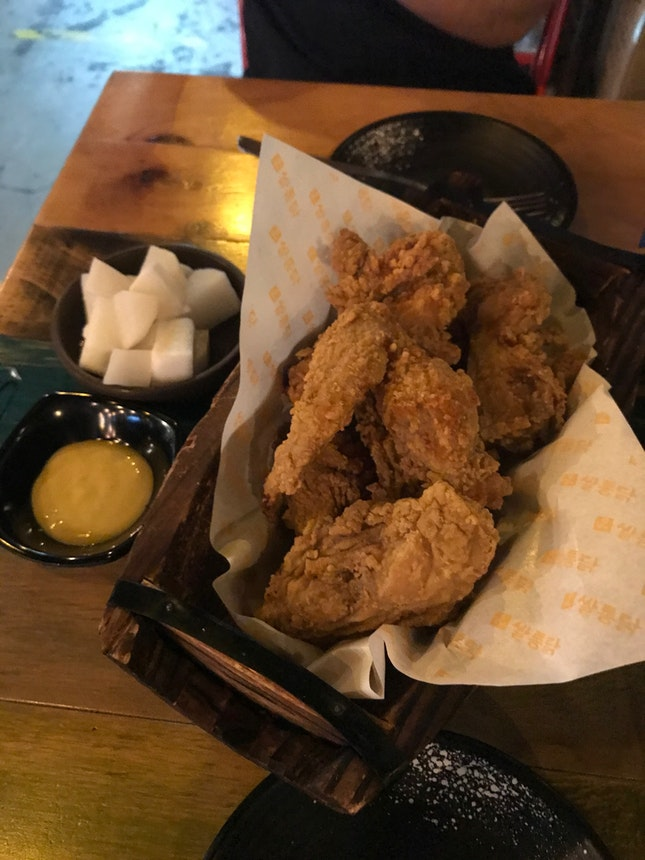 One Of The Best Fried Chicken