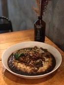 Herbal Duck Risotto ($25)