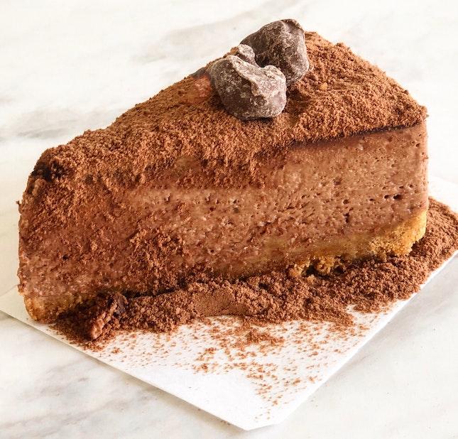 Milo Dinosaur Cheesecake ($6.50)