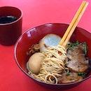 The Quack Ramen 日式卤鸭拉面 ($6.80)