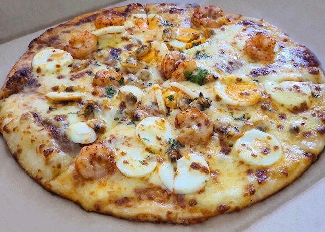 [NEW] Laksalicious Pizza ($35.90)